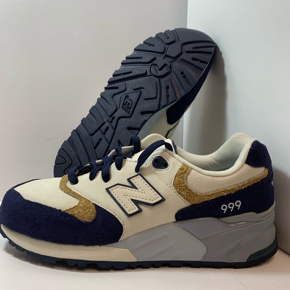 cheap for discount c0b4d bf7b2 NEW- New Balance 999 powder/grey Kith Ronnie Fieg NWT